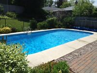 PRIVATE SWIM LESSONS IN NEWMARKET- WE TEACH ALL AGES