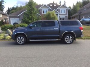 Toyota Tundra Crew Cab Limited Edition - reduced until Dec. 8th