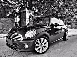 2013 Mini Automatic Low Kms Warranty Certified $17,995...SOLD!