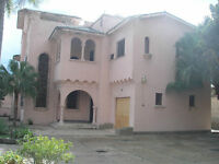 Tropical Old Town Mansion -- perfect for a hospitality business