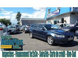 2008 Volvo V50 FULL - TOIT - CUIR - AUTOMATIQUE