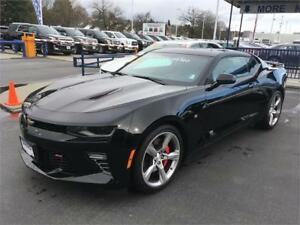 2017 Chevrolet Camaro SS black on black 6 speed SS NEW DEMO