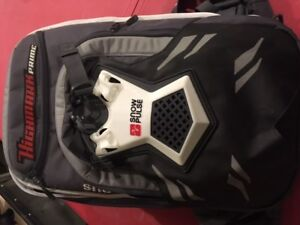 Snow Pulse avalanche bag/ beacon/ shovel/ probe/ Helmet