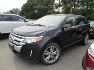 2014 Ford Edge Limited LEATHER! LIMITED EDITION! WOOD TRIM!