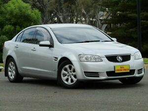 2012 Holden Commodore VE II MY12 Omega Silver 6 Speed Sports Automatic Sedan Strathalbyn Alexandrina Area Preview