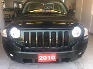 2010 Jeep Compass Sport **1 YEAR WARRANTY**