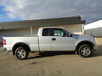 2006 Ford F-150 EXTCAB 4X4--5.4L V8 DUAL EXHAUST--AMAZING SHAPE