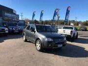 2006 Ford Territory SY Ghia (RWD) 4 Speed Auto Seq Sportshift Wagon Lilydale Yarra Ranges Preview