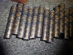 SHAKESPEARE set of  20 books, 1901,ltd. ed.of 1000, lovely