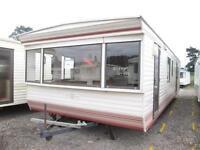 Static Caravan Mobile Home Cosalt Capri 35x12x2 bed SC5042