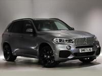 2017 BMW X5 ESTATE