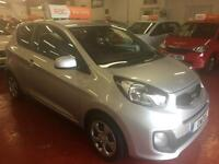 2014 (14) KIA PICANTO 1.0 1 3DR Manual