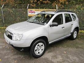 Dacia Duster 1.5 Ambiance DCi Turbo Diesel 4x4 (mercury silver) 2013