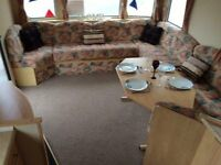Call Now For A Great Deal - Caravan With Decking On Lovely Pitch - Southerness Holiday Park