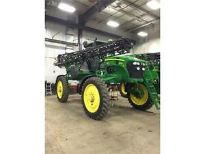 2010 John Deere 4730-100 Sprayer/High Clearance