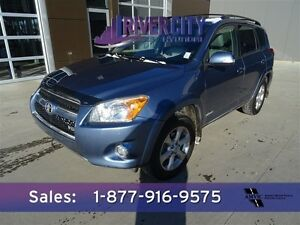 2009 Toyota RAV4 AWD LIMITED Leather,  Heated Seats,  Sunroof,