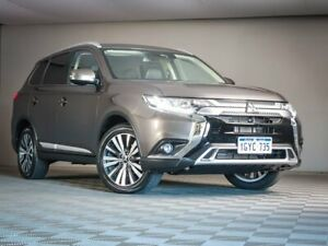 2019 Mitsubishi Outlander ZL MY19 LS 2WD Brown 6 Speed Constant Variable Wagon
