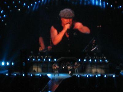 """""""Black Ice - Tour"""" 2009, München (Olympiastadion). Dies sind unsere persönliche Konzertbilder!"""