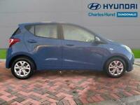 2015 Hyundai i10 1.0 Se 5Dr Hatchback Petrol Manual