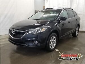 Mazda CX-9 GS-L AWD GPS Cuir Toit Ouvrant MAGS 2015