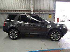 2011 Land Rover Freelander 2 LF MY11 TD4 Grey 6 Speed Manual Wagon Maryville Newcastle Area Preview