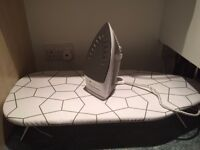 iron plus ironing board