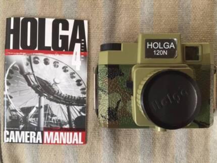 Holga 120N camera - never used