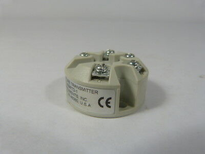 Dwyer 659rtd-1 Series 659 Push-button Temperature Transmitter Used