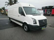 2009 Volkswagen Crafter  Ivory White Manual Van Dandenong Greater Dandenong Preview