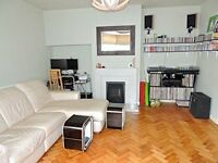 Ground Floor Maisonette with own front door,(ex council) with gardenin the heart of East Dulwich -