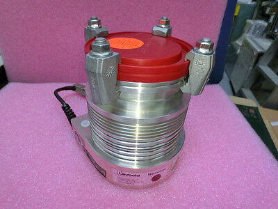 Leybold Tw300 Turbo Molecular Vacuum Pump800170v2101spin Freelyused-4332