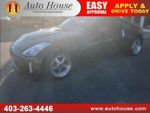 2007 NISSAN 350Z GRAND TOURING 6 SPEED MANUAL