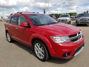 2014 Dodge Journey R/T (Remote Start, Nav, DVD)