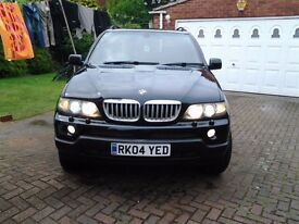 STUNNING BMW...X5...FACELIFT MODEL FULLY LOADED