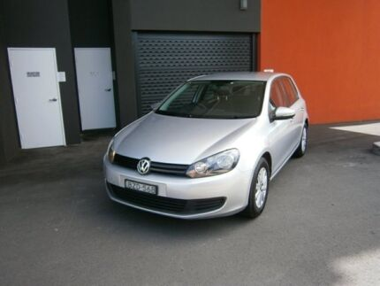 2011 Volkswagen Golf 1K MY11 118 TSI Comfortline 7 Speed Auto Direct Shift Hatchback Clyde Parramatta Area Preview