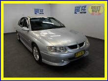2001 Holden Commodore VX II S Silver 4 Speed Automatic Sedan Blair Athol Campbelltown Area Preview