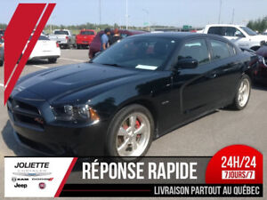 2012 Dodge Charger R/T, TOIT, CUIR, NAV, CAM, GR PERFORMANCE TRA
