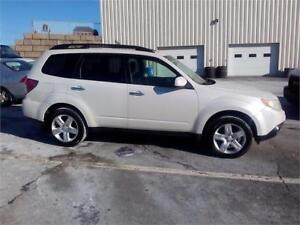 2010 Subaru Forester X Limited AUTO JUST FABULOSE ONLY $5650.