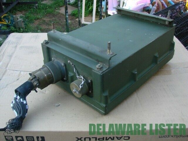 *US Military Army Truck Humvee Transmission Control MDL ASSY 19207-1246144-6