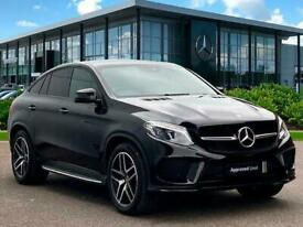 image for 2018 Mercedes-Benz GLE Coupe Gle 350D 4Matic Amg Night Edition 5Dr 9G-Tronic Aut