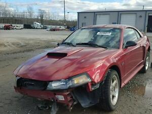 parting out 2003 ford mustang gt
