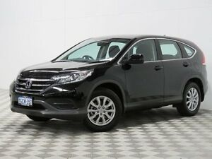 2013 Honda CR-V 30 MY14 VTi (4x2) Black 5 Speed Automatic Wagon East Rockingham Rockingham Area Preview