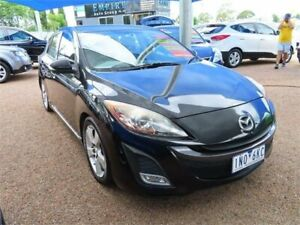 2009 Mazda 3 BL Series 1 SP25 Hatchback 5dr Activematic 5sp 2.5 Black Sports Automatic Hatchback Minchinbury Blacktown Area Preview