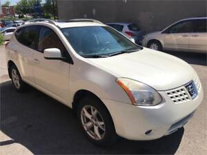 NISSAN ROGUE AUTO 2008, AWD, MAGS, TOIT OUVRANT  2999$