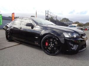 2006 Holden Special Vehicles GTS E Series Black 6 Speed Auto Active Sequential Sedan Pooraka Salisbury Area Preview