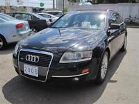 2006 Audi A6 Avant 3.2 Quattro | Wagon | Nav|Leather|Sunroof|AWD