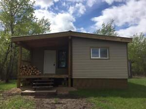 Mobile home on 3.42 Acres in Two Hills County- Close to pavement