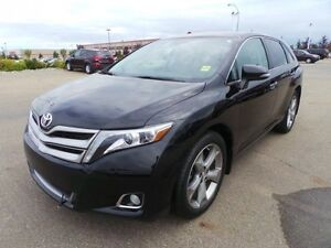 2013 Toyota Venza AWD LEATHER Leather,  Heated Seats,  Back-up C