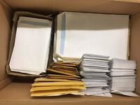 Lot Envelopes
