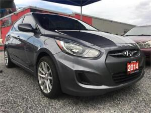 2014 Hyundai Accent GL**1 YEAR WARRANTY**